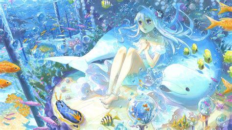 Anime Mermaid Wallpaper - mermaid anime hd wallpapers 11368 amazing wallpaperz