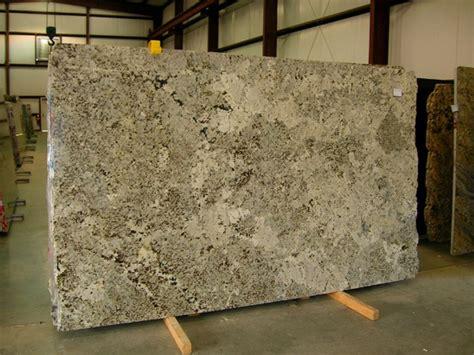 glacier white granite slab 26849 stoned