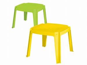 Table De Jardin Pour Enfant : table jardin enfant conceptions de maison ~ Dailycaller-alerts.com Idées de Décoration