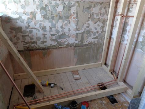 Bathroom Sink Exposed Pipes