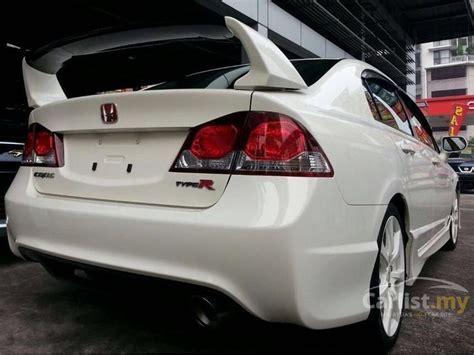 Honda Civic 2011 Type R Euro 2.0 In Kuala Lumpur Manual