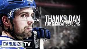 Thank you Dan Hamhuis, for 6 Great Seasons! - YouTube
