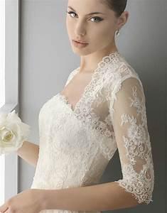 Lace bolero wedding jacket wedding for Wedding dress bolero jacket
