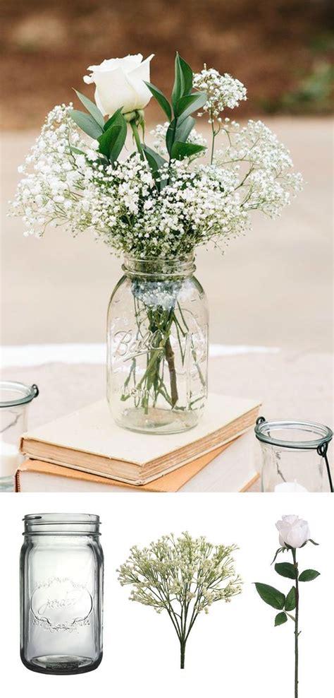 25 Best Ideas About Mason Jar Centerpieces On Pinterest