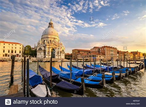 Santa Maria Della Salute Venice Stock Photos And Santa Maria