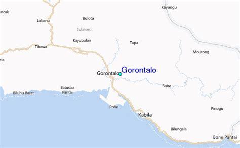 gorontalo tide station location guide