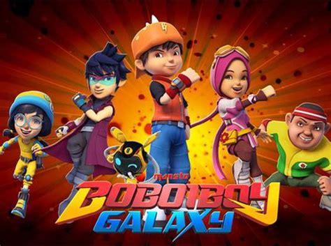 gambar boboiboy boboiboy galaxy episode   indo