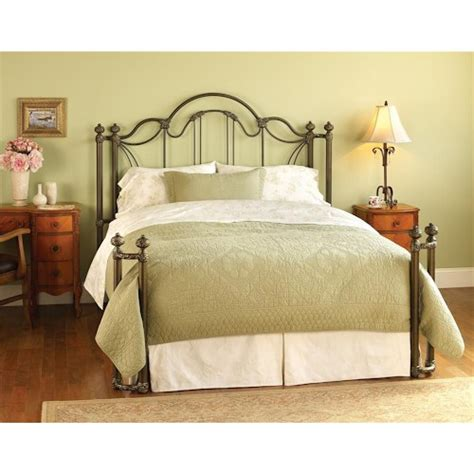 wesley allen king headboards wesley allen iron beds king marlow iron bed hudson s