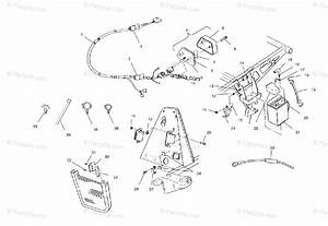 Polaris Atv 2002 Oem Parts Diagram For Electrical  Taillight