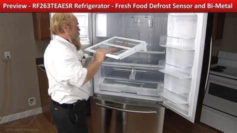 samsung refrigerator  cooling  frost  freezer