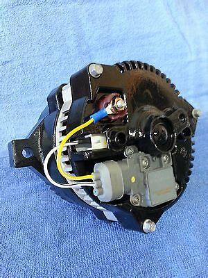 One Wire Ford Mustang Alternator Amp