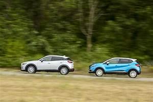 Renault Captur 4x4 : essai comparatif mazda cx 3 vs renault captur le match des petits suv photo 68 l 39 argus ~ Gottalentnigeria.com Avis de Voitures