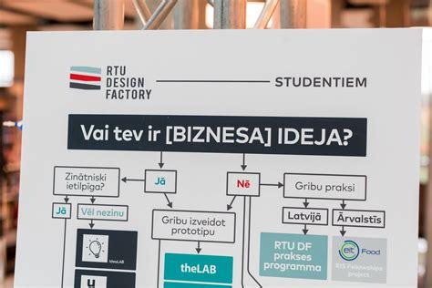 RTU iegulda ceturtdaļmiljonu eiro studentu uzņēmējspēju vairošanā | Rīgas Tehniskā universitāte