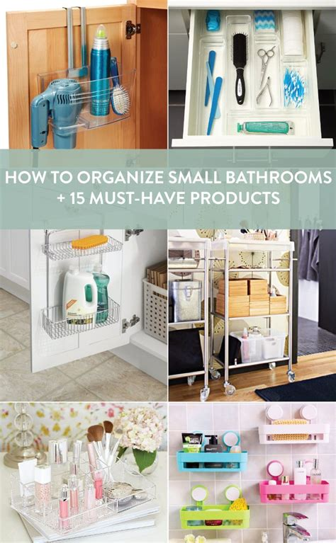 How To Organize Small Bathroom by 1183 Best Tricks And Tips Images On