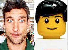 LOOK Nico Bolzico is 'Legoman Reborn' in new haircut