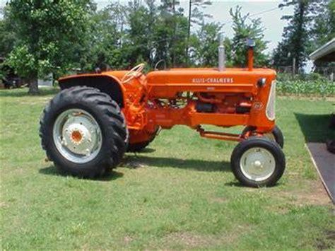 1958 allis chalmers d17 tractorshed