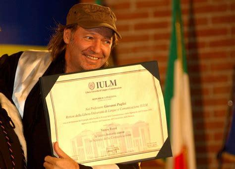 Vasco Laurea by Vasco Di Nuovo Nonno 232 Nata Lavinia Corriere It
