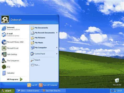 desventajas y ventajas de un sistema operativo windows xp