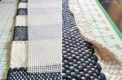 fun diy bath mats   unique materials