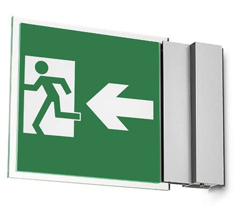 wall mounted exit signs industrial electronic components