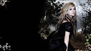 Avril Lavigne Wallpaper Black Star | www.pixshark.com ...