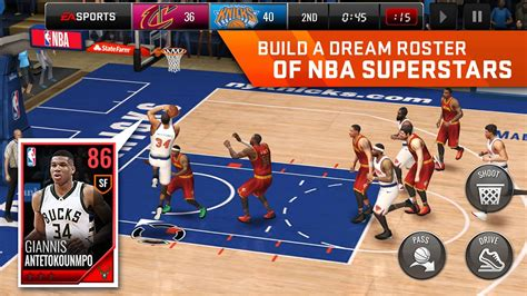 nba  mobile basketball android apps  google play