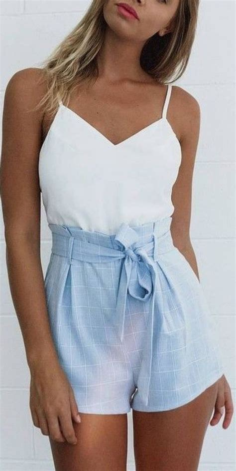 50 Most Popular Summer and Spring Outfits Ideas 2017 - Fashionetter