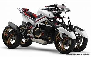 Mc Concept : the yamaha tesseract concept motorcycle grease n gasoline ~ Gottalentnigeria.com Avis de Voitures