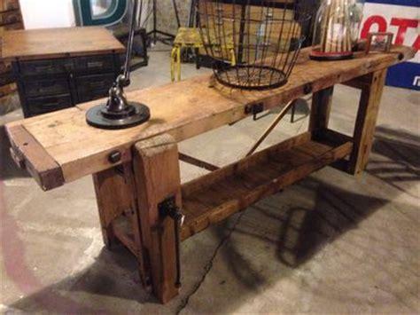etabli bois ancien ancien 233 tabli de menuisier lequai pro