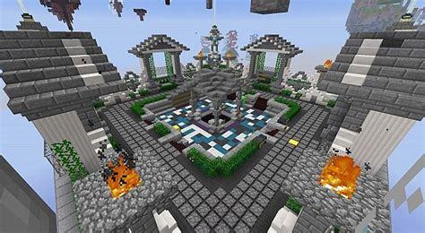 skywars lobby map minecraft project