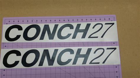 Custom Boat Engine Decals by Custom Vinyl Graphics Decals Engines Reg Numbers