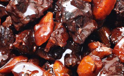 cuisiner une daube recette de daube de boeuf par alain ducasse