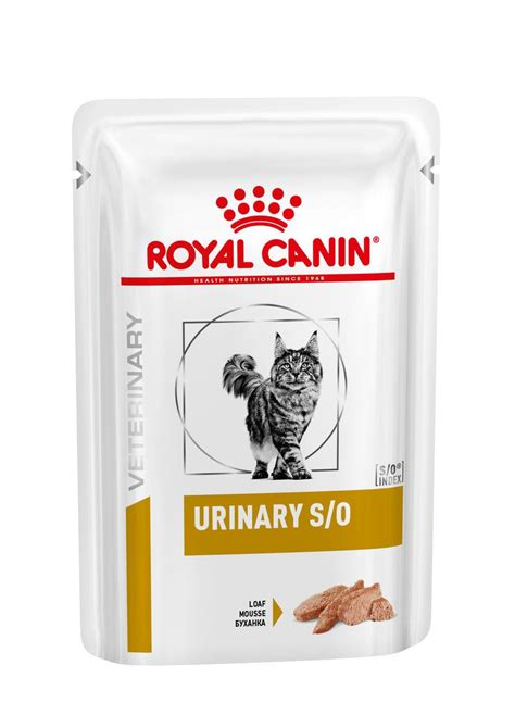 royal canin urinary  pouch loaf katzenfutter