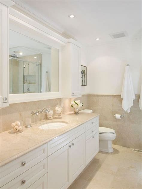 how to install a tile backsplash in kitchen best crema marfil bathroom design ideas remodel pictures 9758