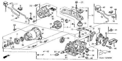 Honda Online Store Crv Rear Differential Parts