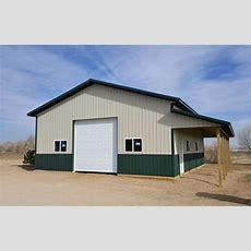 Pole Barns Built In Colorado