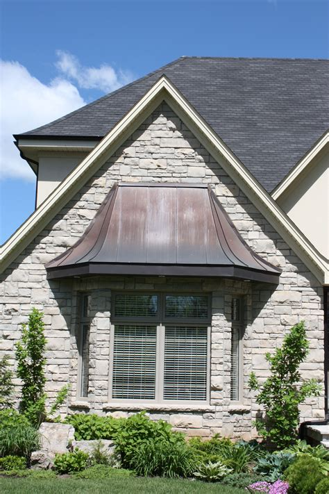 copper roofing  bay windows copper roofing upper canada cedar roof copper roof house