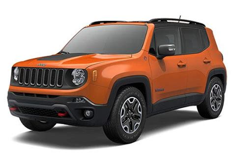 Jeep Renegade Price In India, Review, Pics, Specs