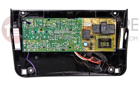 Mmtc Garage Door Opener Wiring Diagram by Craftsman 41ab150 Garage Door Opener Circuit Board