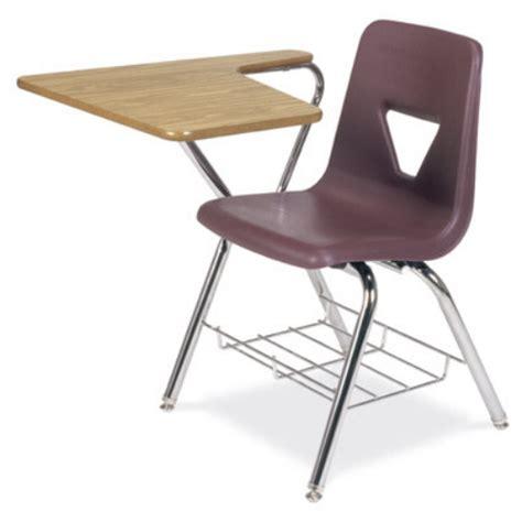 virco tablet arm chair desk 2700br combo chair desks