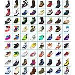 Splatoon Icons Shoe Wii Sheet Spriters Resource