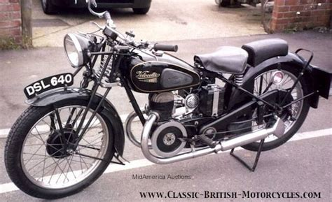 Types Of British Motorcycles