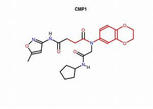 Rendering Chemical Structure Images
