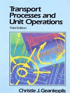 Unit Operations Of Chemical Engineering 6th Edition Pdf