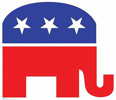 Republican Elephant Clipart Gop Party Cliparts Clip