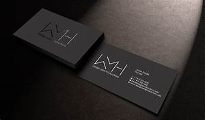 Simple modern business cards images business card template for Trueearnings business card