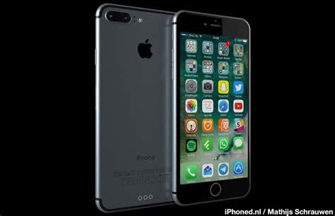 Latest Iphone 7 Concept Imagines New Handset Running Ios