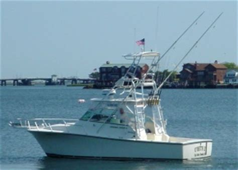 Fishing Boat Rentals South Jersey by Inshore Charter Boat Obeth Charters In Margate Nj