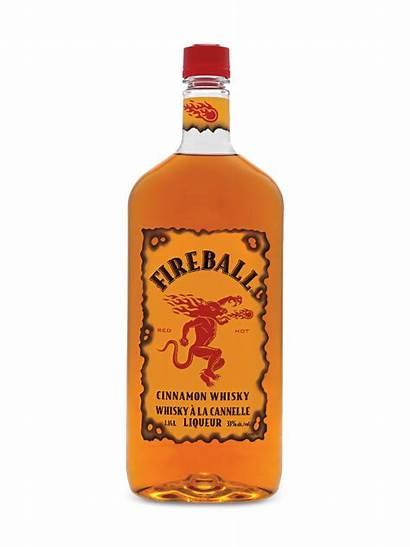 Fireball Cinnamon Whisky Lcbo Shooter Bottle Spice