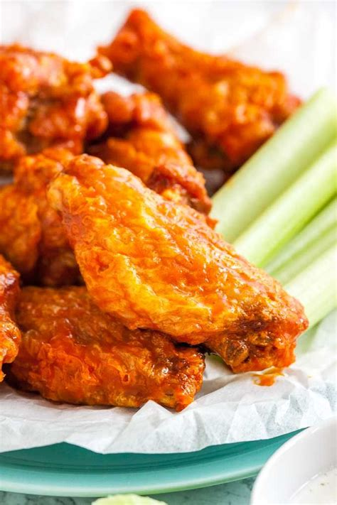 fryer wings chicken air recipes recipe crispy fried fry extra oil cook frozen deep without wing cooking airfryer buffalo oven